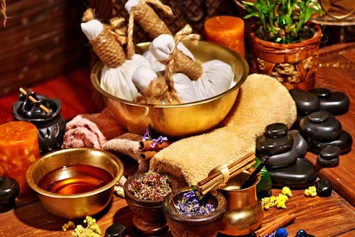 Natural Ayurveda & Wellness Products Store